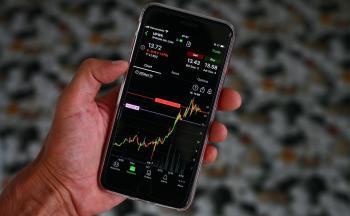Mobiltelefon trading